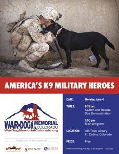 America's Military K9 Heroes